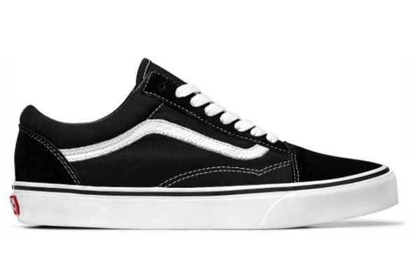 4678b4b1cef Tênis Vans classic Old Skool preto - Black Luxo