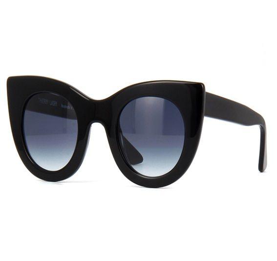 Óculos Fendi cat preto - Black Luxo bba5605b86