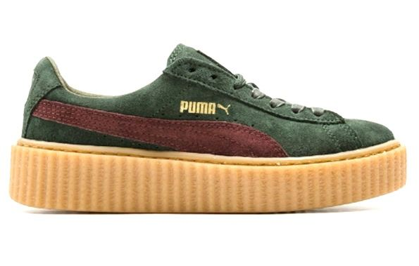 puma creeper verdi